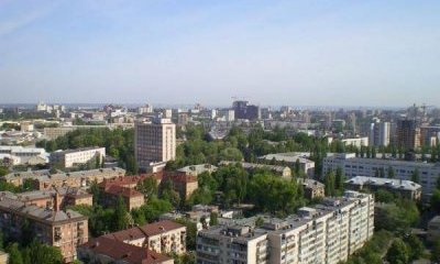 Photo The most dangerous for health districts of Kiev