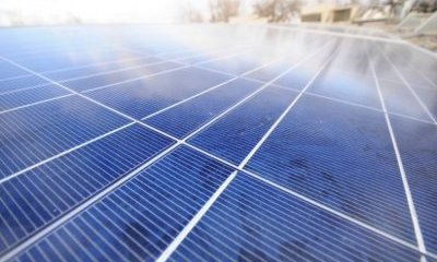 Photo Solar modules degradation: causes and effects