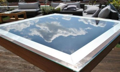 Photo Furniture with photovoltaic elements