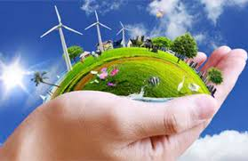 Photo Green energy — an alternative source of energy