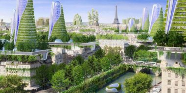 Photo How to Live in Megacities Eco-Friendly