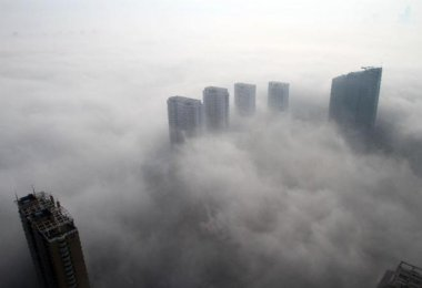 Photo Smog in Big Cities