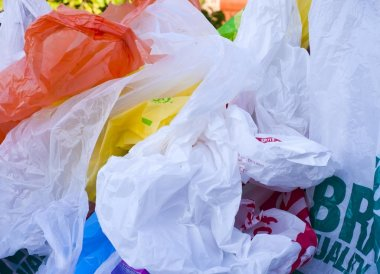 Photo Ban plastic bags in Ukraine